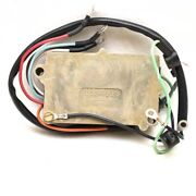 Mercury Quicksilver Boat Ignition Switchbox 332-4911a8   18-5787