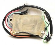 Mercury Quicksilver Boat Ignition Switchbox 332-4911a8 | 18-5787