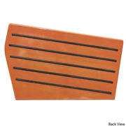 Chaparral Boat Large Tread Step 45.00034   21 5/8 X 13 7/8 Inch Maple