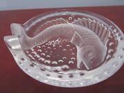 Lalique Dish With A Fish