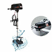 Outboard Motor Tiller Control Boat Engine For Inflatable Boats Canoes 3000rpm