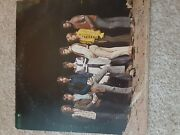 Three Dog Night Album Signed By Whole Band 1970s No Record