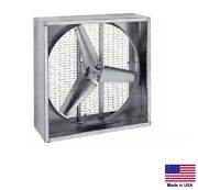 Agricultural Exhaust Fan - Direct Drive - 42 - 1 Hp - 230/460v - 16200 Cfm