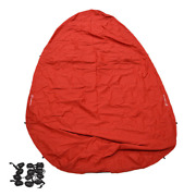 Crownline Boat Mooring Cover Cw148rgt-f   220 Ex I/o 2004 - 2005 Red