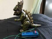 Godzillaand039s Giras Tin 26cm Volume Perfect Size It Really Moves. No.822