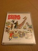 Twilight Time And039doctor Dolittleand039 Limited Edition Blu-ray Sealed New Rex Harrison