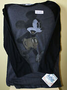 New Disney Artist Collection Mickey Mouse Men's T-shirt Size L Hard To Find Rare