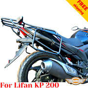 For Lifan Kp 200 Luggage Rack System Lifan 200cc Side Rack For Soft Bags