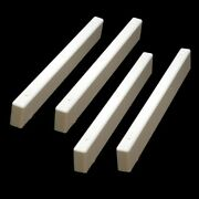 Powerquest White 12 X 1 1/2 X 3/4 In Starboard Boat Table Catchers Set Of 4