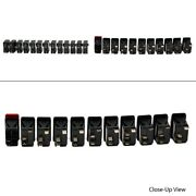 Carling Technologies 24 Pc Switch And Breaker Set Set Of 24