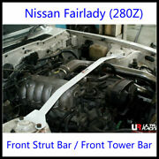 For Nissan Fairlady 280zx S130 2.5t 1978-83 Front Strut Tower Bar Ultra Racing