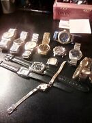 Watches An Old Vintage Variety Menand039s And Womens Many Different Names Som Unique