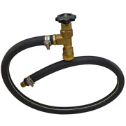 Volvo Penta Boat Flushing Connection Accessory 3856516-4 | 4 Ft 3 Inch