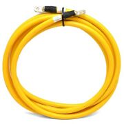 Pacer Group Boat Yellow Battery Cable   Scout 15 Foot 6 Inch 1/0 Awg