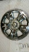 Set Of Four 16 Inch Chrome Wheel Covers From 2007 Subaru Forester 5262598