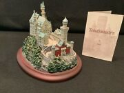 Neuschwanstein Great Castles Of The World Collection Lenox 1994 Handcrafted