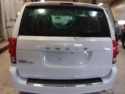2011-2014 Caravan Trunk/hatch/tailgate Tinted Glass W/o Rear View Camera