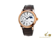 Frederique Constant Manufacture Classic Moonphase Automatic Watch Fc-712ms4h4