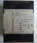 1pc  Used  Cpm1a-10cdt-d-v1 Omron Cpm1a Series Plc