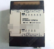 1pc  Used  Cpm1a-10cdt-d Omron Cpm1a Series Plc