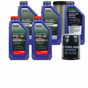 Polaris Fluid Oil Change Kit With Air Filter 16 Ace 900 Sp Ps-4 Extreme