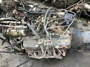 Chevy 454 Cut Out Core, With, Fuel Pump Boss 1991 And Up