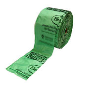 Biobag Compostable 15 X 17 Compact Produce Bags / 1120-ct. Case