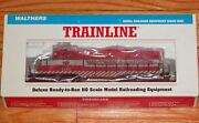 Walthers Trainline 5-110 Ths Limited Edition Emd Gp9m Wisconsin Southern 4493