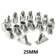 4-bow Top Boat Stainless Steel Fittings 25mm Marine Hardware Yacht Accessories