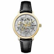 Ingersoll Crown Automatic Skeleton Watch - I06102 New