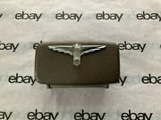 1949 1950 1951 Mercury Ash Tray Assembly With Wings Pull Handle