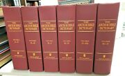 The Anchor Bible Dictionary Complete 6-volume Set