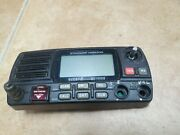 Standard Quest-x Vhf Radio Front Panel Bezel With Keypad And Good Workin Pc Board
