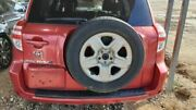 Rear Back Door Spoiler Privacy Tint Glass Limited Fits 09-12 Rav4 Red 3864863
