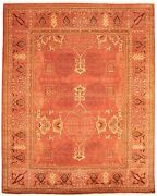 Hand-knotted Carpet 8'2