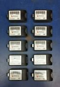 Lot Of 10 - Intelliwave Sitesense Active Rfid Material/asset Tracking Tag