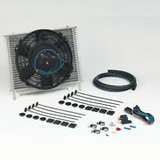 Davies Craig Transmission Oil Cooler 23 Plate And 8 Fan Combo 12v 693