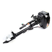 48v Electric Outboard Motor 1.2kw Fishing Boat Engine Shaft 3000rpm Usa