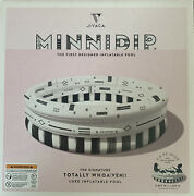 Minnidip Totally Whoaven Designer Luxe Inflatable Adult Kiddie Pool New