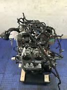 2019 - 2020 Cadillac Xt4 2.0l Engine 12k Miles Opt Lsy Missing Oil Dipstick Oem