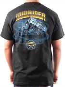 Lowrider Clothing 4 On 3 T-shirt Authentic Car Lifestyle Chicano Culture