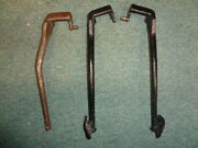 Used Original Paint Vincent Series B Prop Stand Left + Right Leg F24/2lb F24/2rb