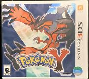 Lot 4 Nintendo 3ds Pokemon X And Y + Alpha Sapphire And Omega Ruby Set Authentic