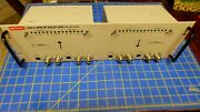 Keithley 7999-6 Gpib Rf Relay Unit Hp 87104a Relays Dc-4 Ghz With Data Sheet
