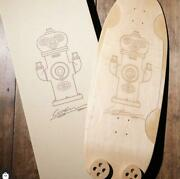 Haroshi X Tendo Skateboard Deck Limited To 50 Unused Collectible F/s From Japan