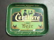 Antique Centlivre Beer Fort Wayne Indiana Advertising Beer Tray 1930s See Pics