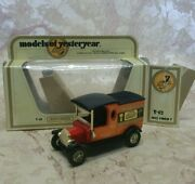 Matchbox Models Of Yesteryear 1912 Ford Model T, Arnott's Biscuits Issue 1 New
