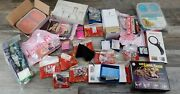 Jewelry Qvc Mixed Lot Of Items Rings Makeup Bracelets Necklaces