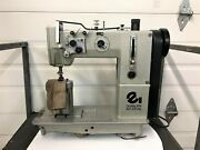 Adler 268-273 2needle Postbed Walking Foot And039head Onlyand039 Industrial Sewing Machine