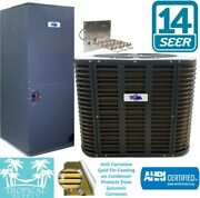 1.5 Ton Straight Cool Complete System 14 Seer With Heat Strip